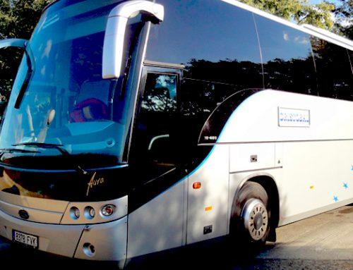 Autobús 55 plazas en Sevilla