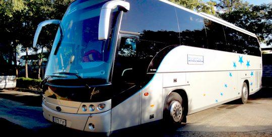 alquiler de autobuses en mairena del aljarafe