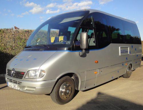 Alquiler de Autobuses en Sevilla 24 plazas