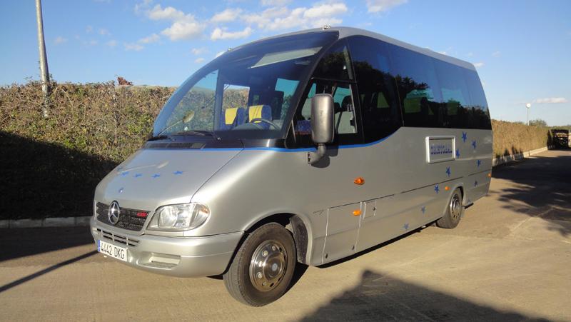 Alquiler Autobuses En Sevilla Autocares Y Minibuses Autocares Cristóbal
