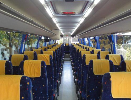 Alquiler autobus Autobús 55 plazas Sevilla