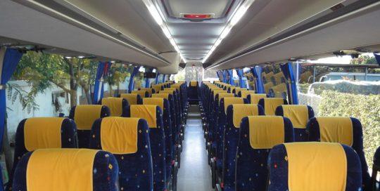 Alquiler de autobuses para viajes en sevilla