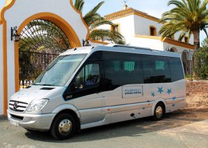 Alquiler de autobuses para celebraciones en sevilla