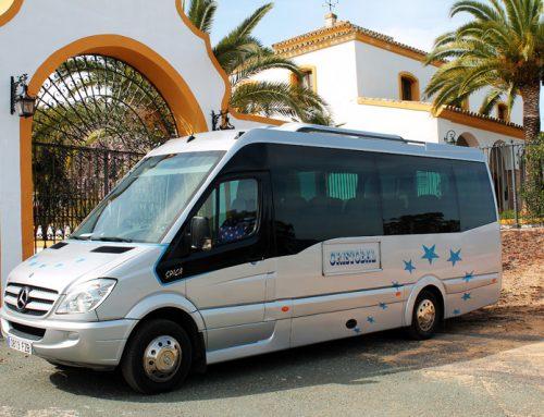 Autocar en Sevilla 19 plazas Alquiler