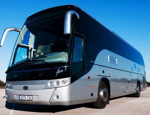 Alquiler Autobuses en sevilla 55 plazas